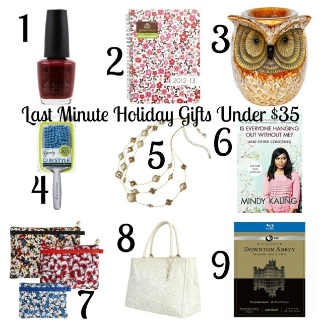 holiday gifts for girls