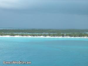 Off the coast of Little San Salvador Island, Bahamas
